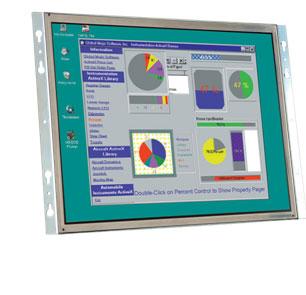 10 Tum TFT LCD monitor kit VGA
