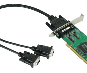 Moxa CP132UL PCI 2 st serieportar RS-422/485