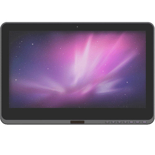 """13,3"""" 1080P multitouch display HDMI 12V DC"""