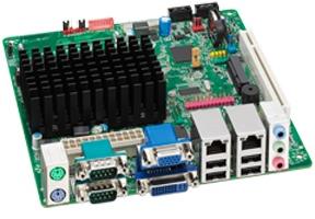 Intel/Mitac PD12TI mini ITX D2500CC Cedar Trail