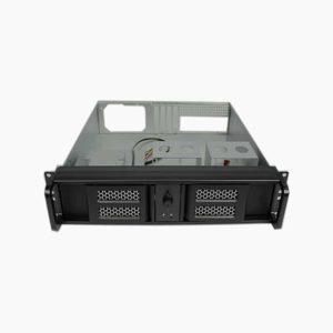 Industrial 2U 19 inch rackmount Studio 2 mATX ITX