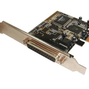 1 port parallel LPT PCI-Express Card