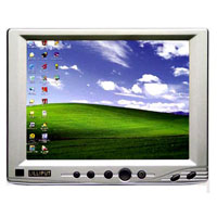 8 tum TFT LCD 8090GL monitor med VGA video touch