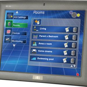 "Panel PC 12"" med Intel Celeron M Automotive"