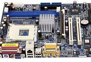 Asrock K7S41GX XP Sempron socket A