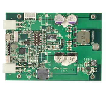 Automotive PSU for NUC PC DCDC-NUC 6-48V DC input
