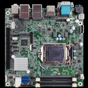 iEi Kino DH310 socket 1151 Gen 8 Industri ITX moderkort