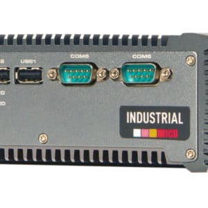 ICD FL3317 - 1,7GHz i5 3317U fanless 6xRS232 2xLAN 4xUSB