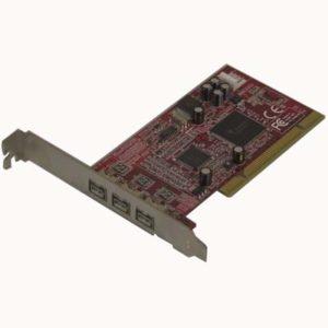 Firewire 800 PCI kort