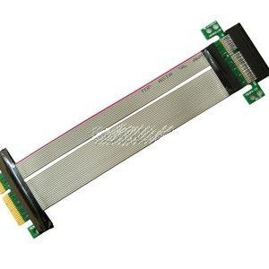 Raiserkort flexible 15 cm PCIe till PCIe 4X
