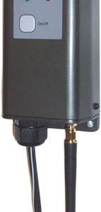 GSM Larmsändare och fjärrelä IP65