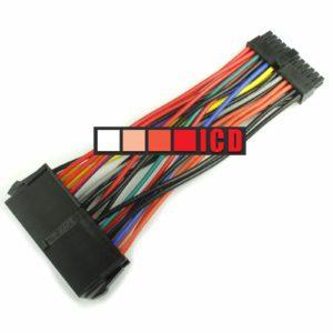 ATX 24 pin hona till 24 pin mini hane HP Slimline SFF dator