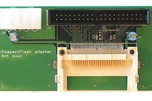 IDE till compact flash adapter standard HDD