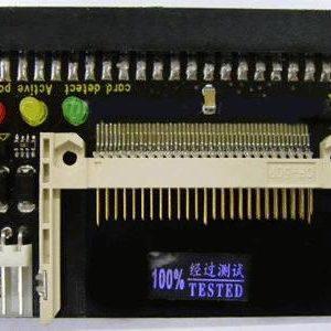 IDE till compact flash adapter utan kablage LED