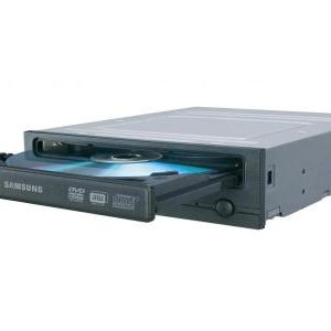 "Samsung DVD R RW SATA 5,25"" Svart"