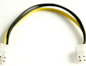Kablage P4 12V till P4 12V för Automotive nätdel