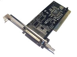 1 port parallel LPT PCI Card