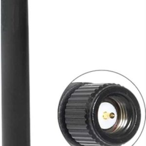 Antenn multifunktion GSM/UMTS/WLAN/Bluetooth SMA hane svart