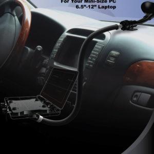 Notebookarm för fordonsmontage formbar