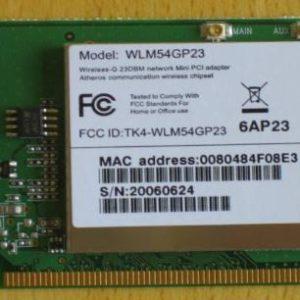 Mini PCI trådlöst LAN AR2413 802_11a b g