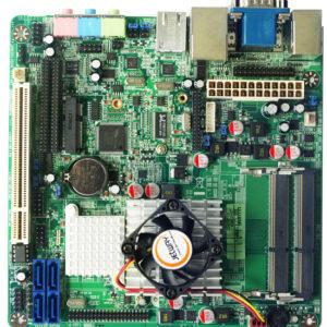 Jetway JNC9E-525 ITX Intel Atom D525 Dual Core
