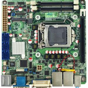 Jetway Ivy Bridge NF9E-Q77 ITX socket 1155