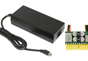 Power kit med 160W 24 pin nano PSU och 192W AC DC