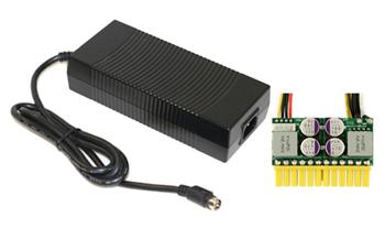 Power kit med 160W 24 pin nano PSU och 192W AC DC