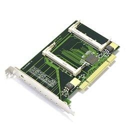 PCI till 4x miniPCI adapter