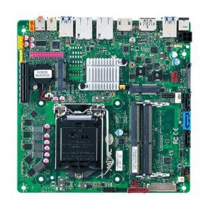 Intel/Mitac thin mini ITX PH12SI s1151
