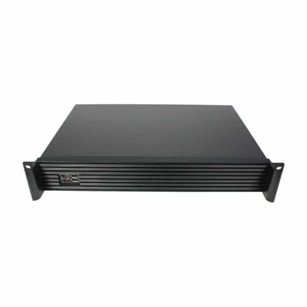 Industrial 1,5U 19 inch rackmount mini ITX short