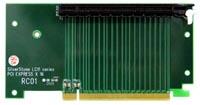 Raiserkort PCIe till PCIe 16X