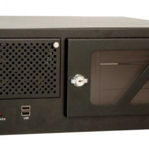 ICD 4U Rackmonterad PC i5 8GB DDR3 256GB SSD / 2 ISA / 12 PCI