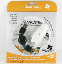 SIM kortläsare USB