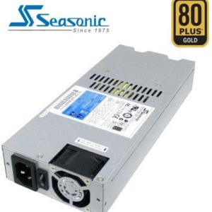 Seasonic 400W 80+ Gold 1U PSU Flex ATX 25cm