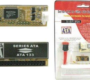 Serial ATA till Ultra DMA 133 adapter intern
