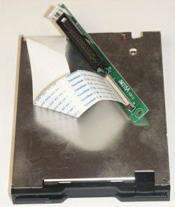 Slim line 1_44 MB Svart