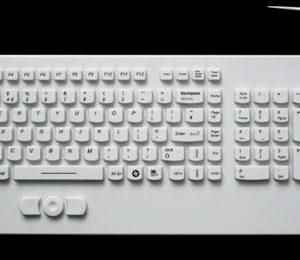 Industritangentbord IP68 med pekdon USB Antibakteriell Swe