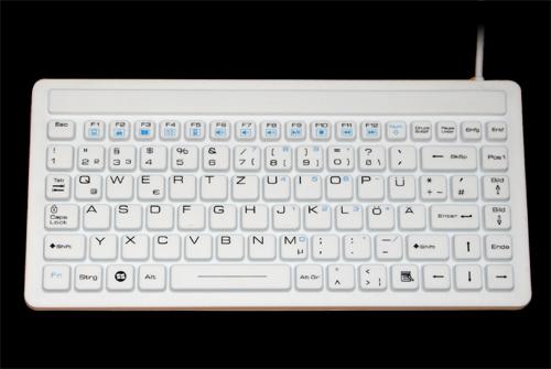 Industritangentbord IP68 Kompakt USB Swe