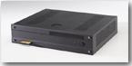 Travla C137 ITX chassi med 2 PCI platser svart