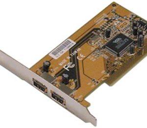 USB 2.0 PCI kort