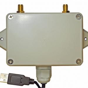 Utomhus USB 4G modem IP66 -40 till +85C