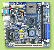 VIA mini ITX EPIA SP13000 C3Neh 1_3 GHz DDR TV ut