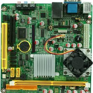 ICD Mini ITX VIA C7 1_5 GHz HDMI 3 COM 6 USB GBLAN