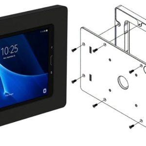 Väggfäste VESA svart fär Samsung tablet