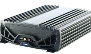 VoomPC II ITX Fordons chassi slim CD