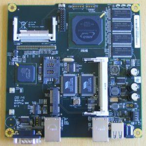 ALIX 6B2 LX800 256 MB 2 LAN för 3G GSM kort