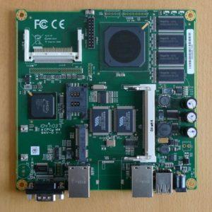 ALIX 6F2 LX800 256MB Dual SIM mini ITX