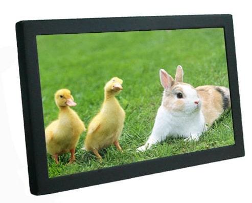 10 tum widescreen med VESA och HDMI, DVI, VGA