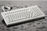 Industriellt tangentbord standard IP65 USB
